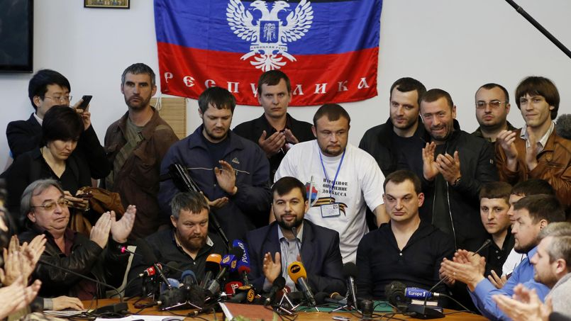 Ukraine : les séparatistes prorusses maintiennent leur référendum
