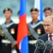 Démonstration de force de Poutine en Crimée