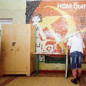 En Ukraine, les séparatistes gagnent le pari du faux référendum