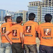 Inde: les magnats votent pour Modi, l'opposant