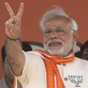 Majorité absolue en vue pour le nationaliste hindou