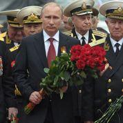 Ukraine : le Kremlin évite tout triomphalisme