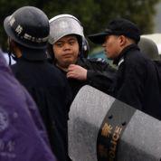 La défense de l'environnement tourne à l'émeute en Chine