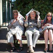 Près de 90% des personnes âgées sont heureuses