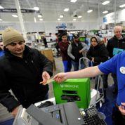 Microsoft baisse de 100 euros le prix de sa Xbox One