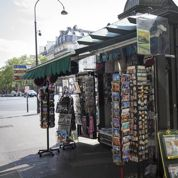 Paris se mobilise pour ses kiosquiers