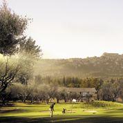 Un nouveau palace rural aux Baux-de-Provence