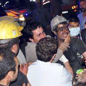 L'explosion dans une mine de charbon fait plus de 250 morts en Turquie
