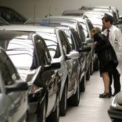 Les consommateurs prêts à acheter leur voiture sur le Net