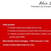 Un CDD d'un mois à 7000 euros