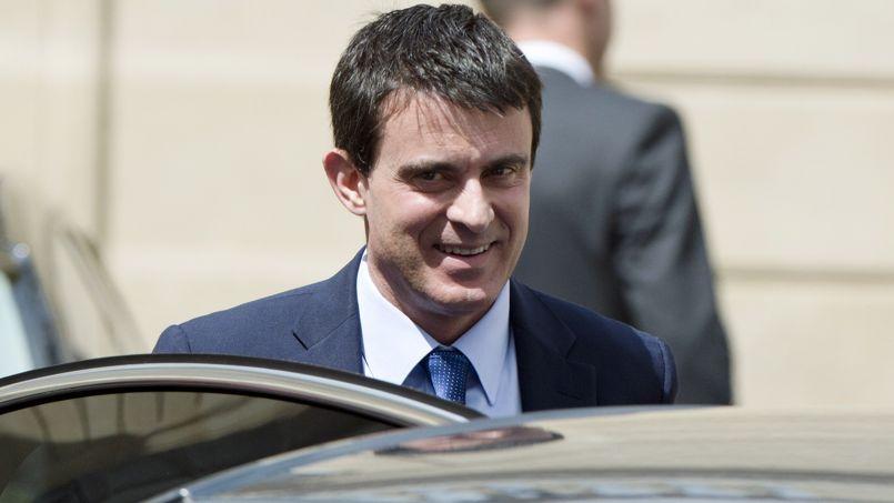 Manuel Valls, premier ministre français.