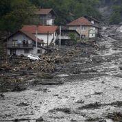 Inondations historiques et meurtrières en Serbie et en Bosnie