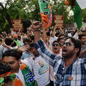 L'Inde plébiscite les nationalistes hindous