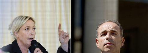 Européennes: l'UMP et le Front national au coude-à-coude