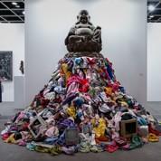 Parfum d'art contemporain à Hongkong