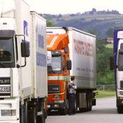De nombreux chauffeurs routiers roulent en ayant envie de dormir