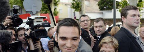 Bastien Millot, le communicant controversé de Copé, a aidé financièrement un candidat FN
