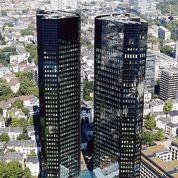 Augmentation de capital géante pour Deutsche Bank