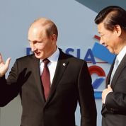 En froid avec l'Europe, Poutine pivote vers la Chine