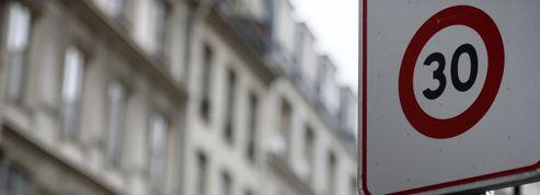 Les rues de Paris bientôt limitées à 30km/h