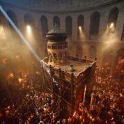 La pacification du Saint-Sépulcre