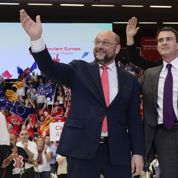 Valls, l'enfant du pays, en campagne à Barcelone