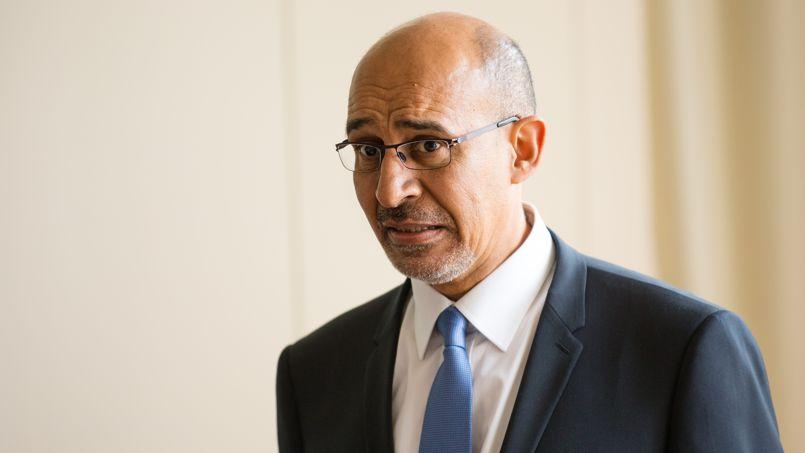 Le secrétaire d'État chargé des Affaires européennes, Harlem Désir.