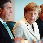 Merkel craint un «tourisme social» venu de l'est