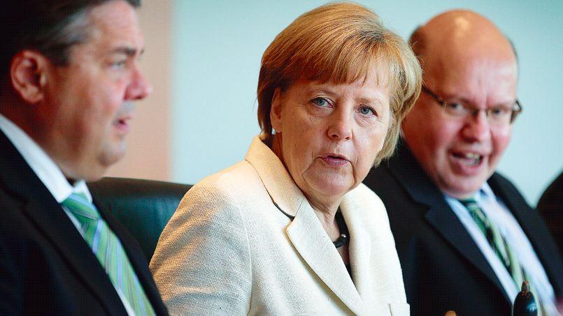 «Nous ne voulons pas payer pour les citoyens européens qui séjournent seulement en Allemagne pour rechercher un emploi», a expliqué Angela Merkel.