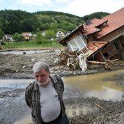 Balkans : les pertes évaluées à plus d'un milliard d'euros