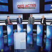 Le FN et l'UMP se disputent la première place,le PS se prépare au pire