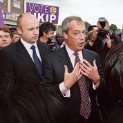Percée des anti-européens en Grande-Bretagne