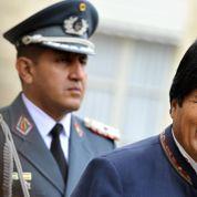 Le président bolivien Evo Morales devient footballeur professionnel