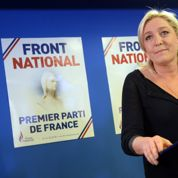 Le FN en quête d'alliances pour peser au Parlement européen