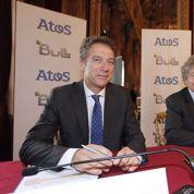 Atos veut racheter Bull pour s'imposer dans la cybersécurité