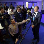 Le score de l'UMP aggrave la crise interne au mouvement