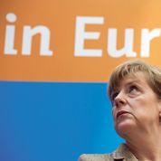Merkel maintient ses priorités pour l'UE