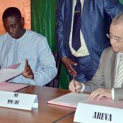 Areva trouve un accord avec le Niger pour la fourniture d'uranium