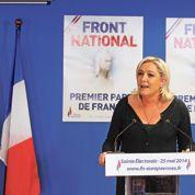La victoire du Front national provoque un séisme politique