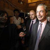 L'antieuropéen UKIP bouleverse le jeu politique britannique