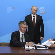 Au «Davos russe», Vladimir Poutine a fait fi des sanctions