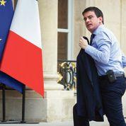 Valls garde le cap et reste sourd aux inquiétudes des socialistes