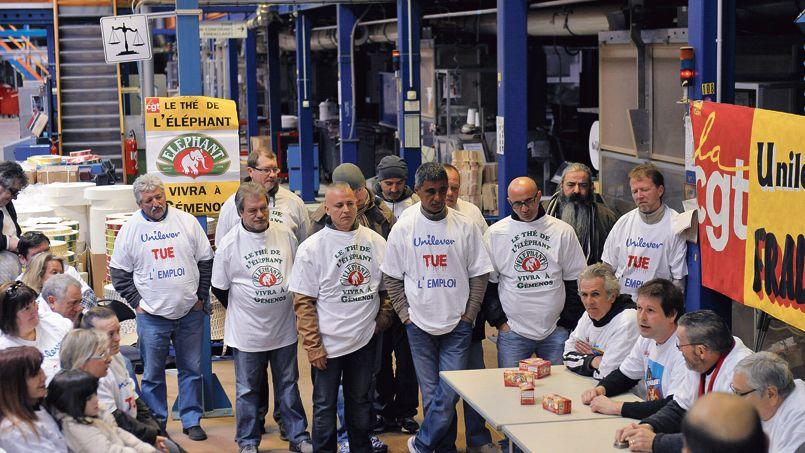 Unilever solde le conflit avec les fralib - Meteo france compiegne ...
