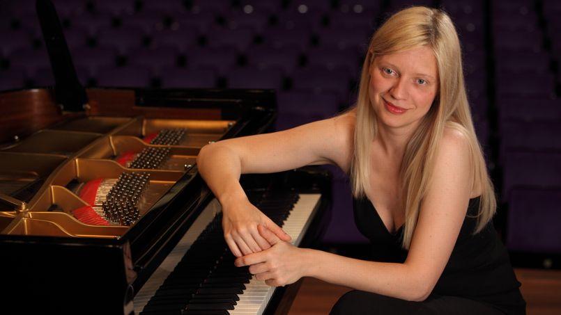 La «Leçon de piano» de Valentina Lisitsa