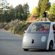 Google dévoile son prototype de voiture électrique sans conducteur