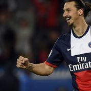 Foot : les droits internationaux de la Ligue 1 profitent de l'effet Zlatan
