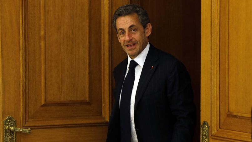 Nicolas Sarkozy, le 27 mai.