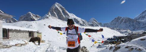 Sur l'Everest, le marathon le plus élevé du monde