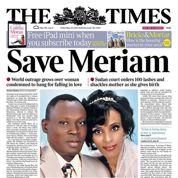 Le Soudan nie avoir annoncé la libération de la chrétienne condamnée à mort