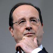 Hollande veut créer douze super-régions